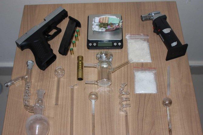 Nevşehir'de uyuşturucu ticaretinden 1 tutuklama