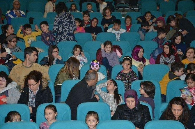 Odunpazarı'nda Çocuk Filmleri Kuşağı Yeni Filmlerle Devam Ediyor