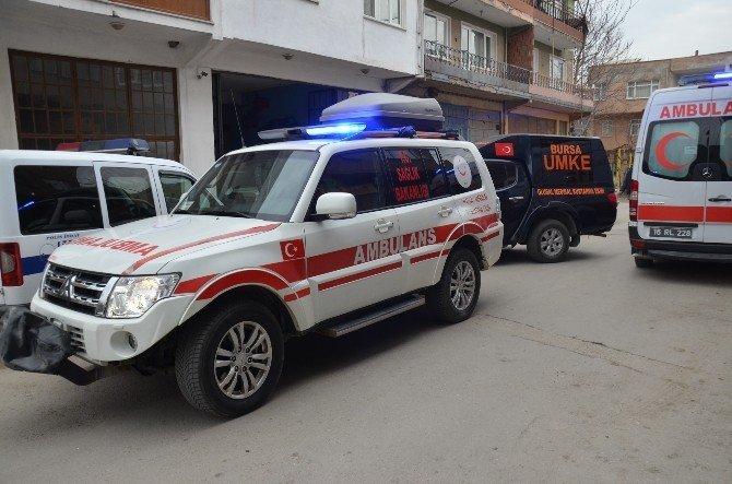 Bursa'da 5 Kişilik Aile Ölümden Döndü