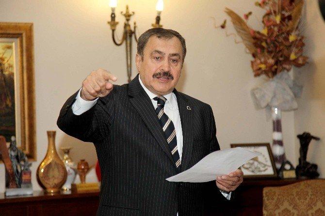 Orman Bakanı Muğla'ya Geliyor