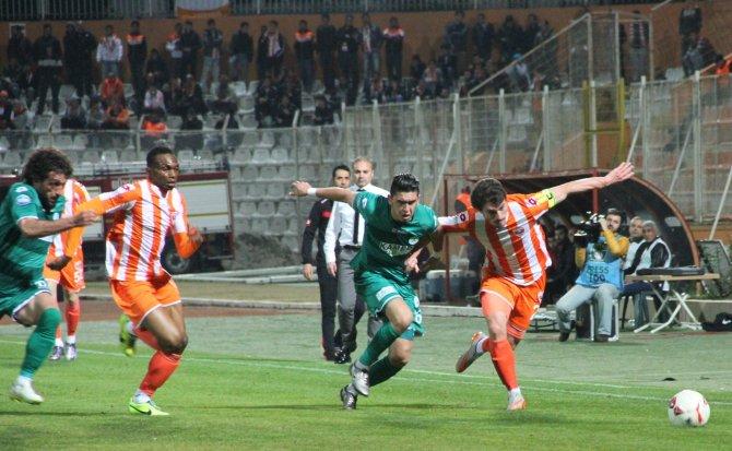 Adanaspor: 1 - Girensunspor: 0