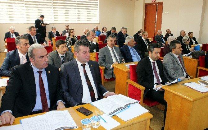 Rize İl Özel İdaresi 2015 Yılı Faaliyetleri Ve Bütçesi Onaylandı