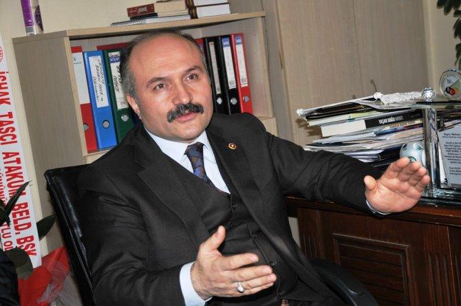 MHP'li Usta: Babadan oğluna geçen bir yoksulluk kültürü oluşmaya başladı