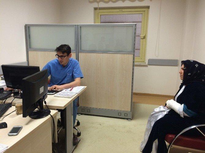 Siverek Devlet Hastanesinde 'Akşam Polikliniği' Uygulaması