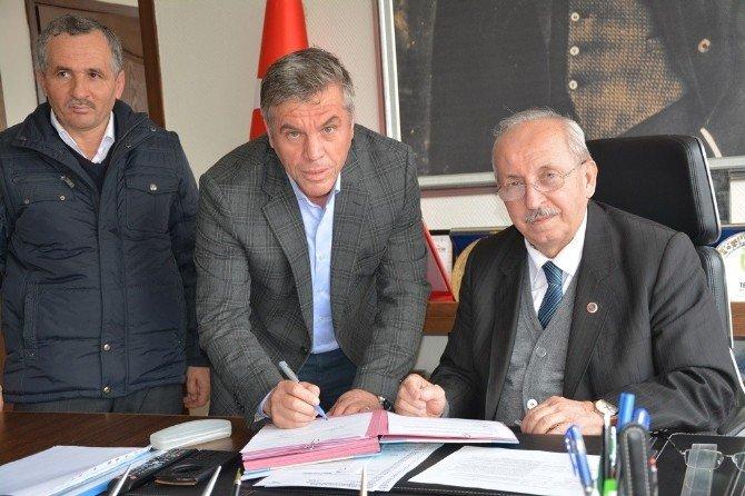 Bağcılığı Geliştirme Projesi İçin İşbirliği Protokolü İmzalandı