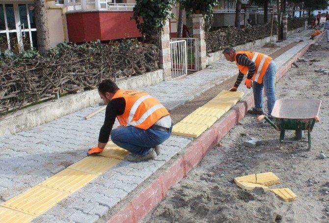 Tekkeköy Olimpiyatlara Hazırlanıyor