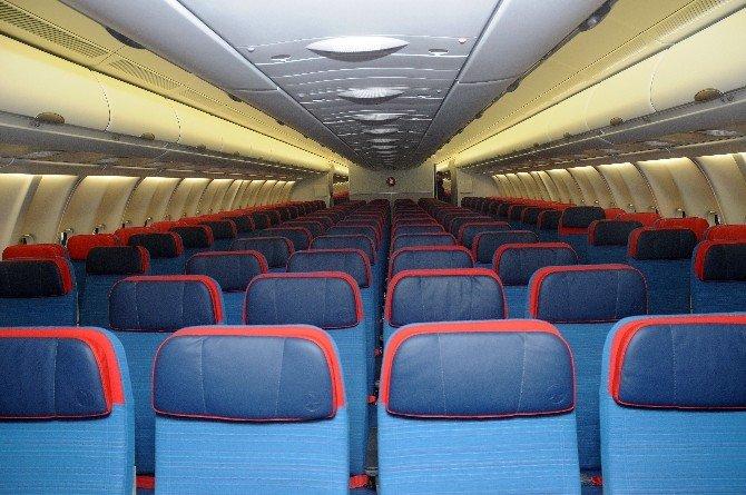 THY, 300'üncü Uçağını Teslim Aldı