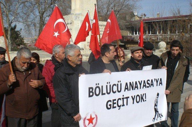 Vatan Partisi Gaziantep İl Başkanlığı'ndan Şehit Kutku İçin Taziye Mesajı