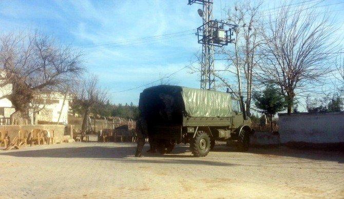 Jandarma Köyü Ablukaya Aldı