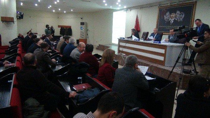 Zonguldak Belediye Meclisi Toplandı
