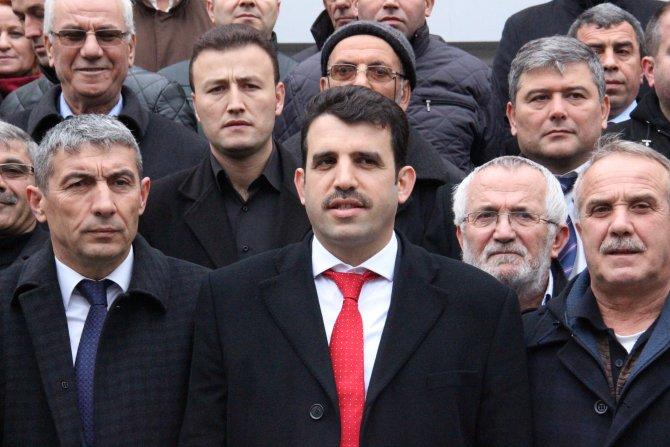 AK Partililerden Kılıçdaroğlu'na suç duyurusu