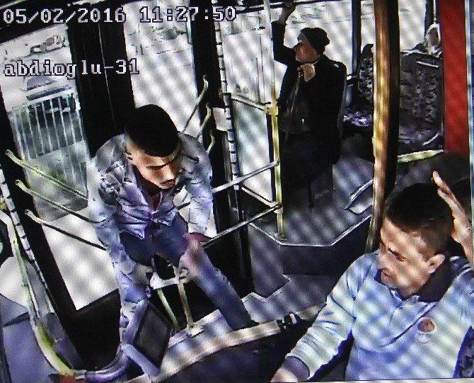 Belediye Otobüs Şoförünün Can Kurtarma Telaşı