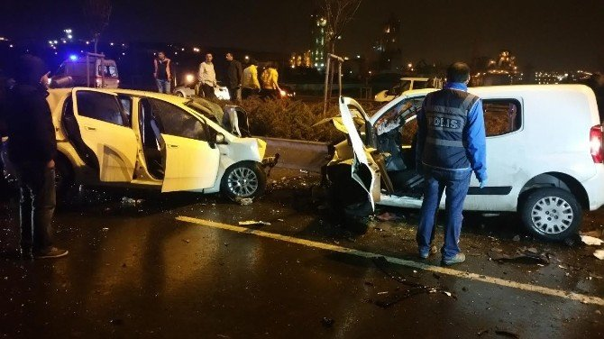 Başkent'te Feci Trafik Kazası: 5 Ölü, 5 Yaralı