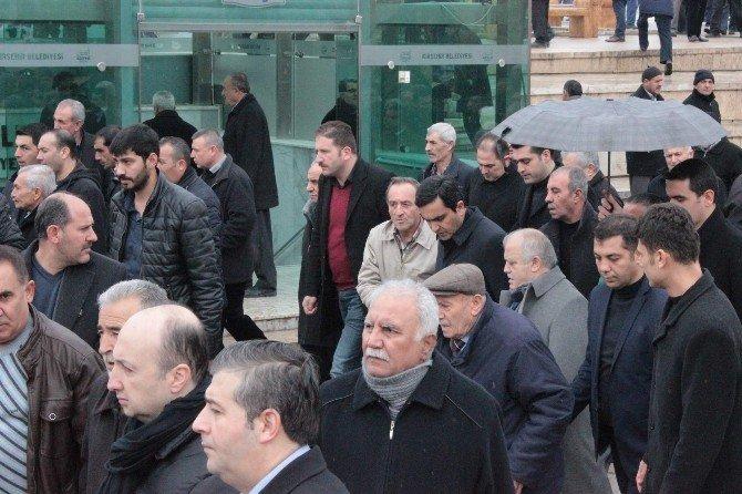 Kırşehir Belediye Başkanı Bahçeci'nin Acı Günü