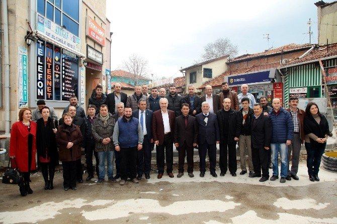 Kütahya Belediye Başkanı Kamil Saraçoğlu: