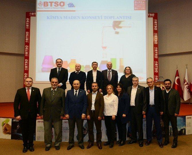 BTSO, Kimya Bölümü İçin Harekete Geçti