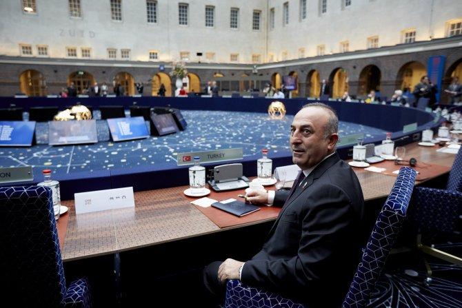 Bakan Çavuşoğlu, AB toplantısına katılıyor
