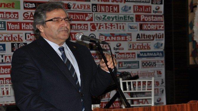 Gazeteciler Güney Marmara'da Buluştu