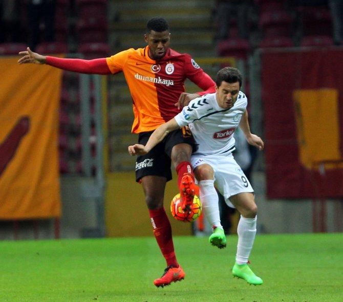 Galatasaray: 0 - Torku Konyaspor: 0 (İlk yarı)