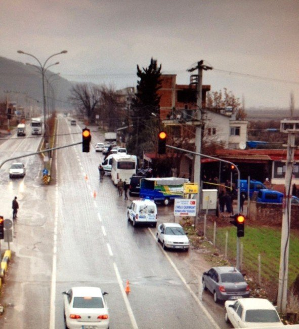 Savrulan Otomobil Yayaya Çarptı: 1 Ölü, 3 Yaralı