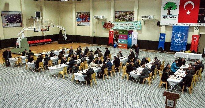 'Gazilik Haftası Dama Turnuvası' Başladı