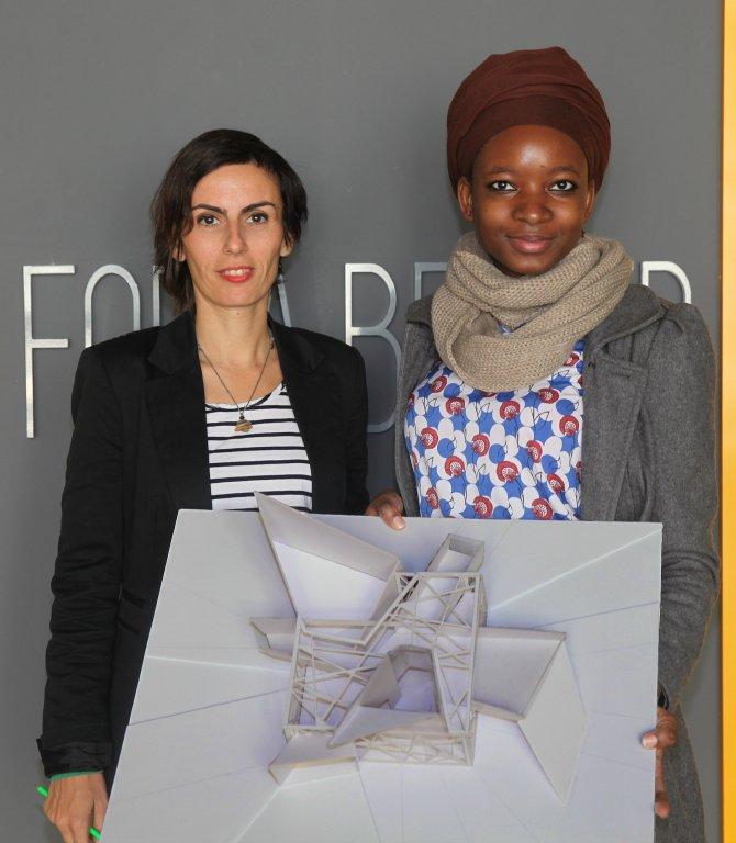 Gediz Üniversitesi'nin Malili öğrencisi, Kültürpark'a proje hazırladı