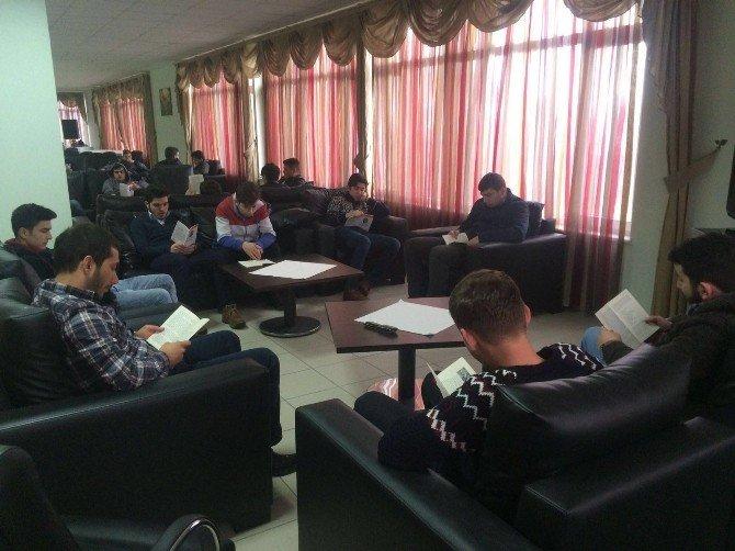 Gençler Akçakoca'da Bir Araya Geldi