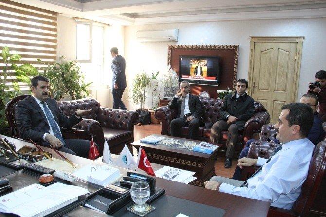 Eyyübiye Belediyesi Yeni Bir Gençlik Merkezi Yapıyor