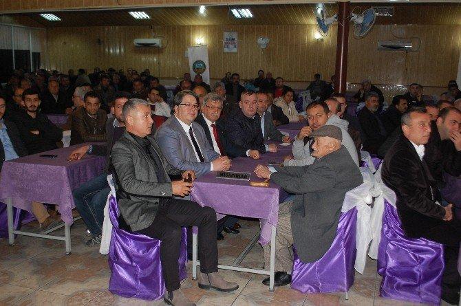 Manavgat Esnaf Kefalet Kooperatifi Türkiye'nin 2. Büyük Kooperatifi