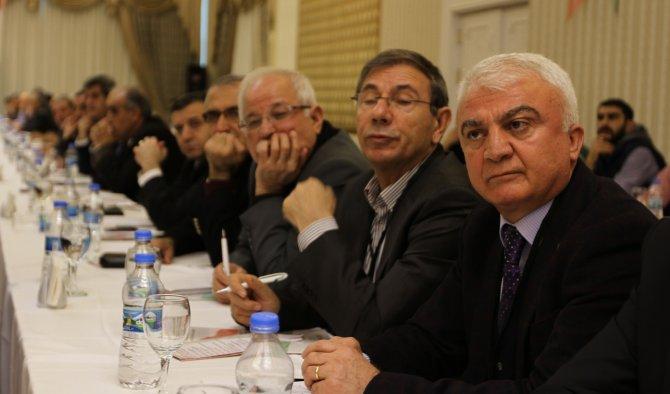 Kürt partilerden Diyarbakır'da ortak konferans