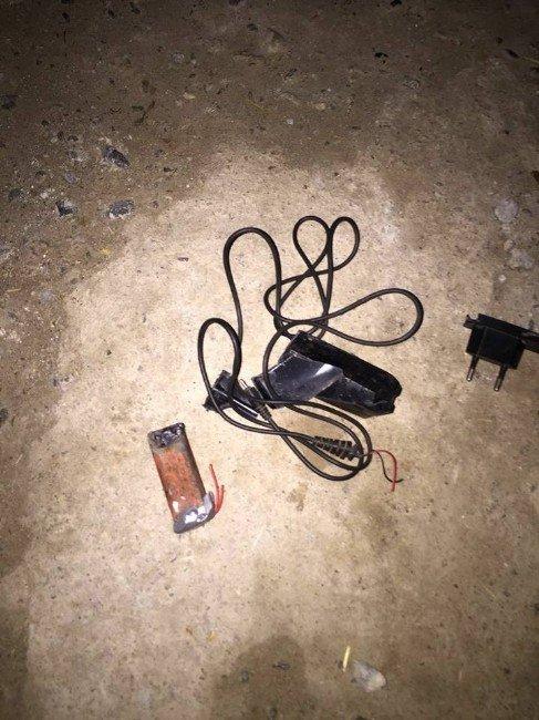 Odunlu Bombalı Tuzaktan Sonra Bu Kez De Cep Telefonu Şarjı İle Saldırı Girişimi İddiası