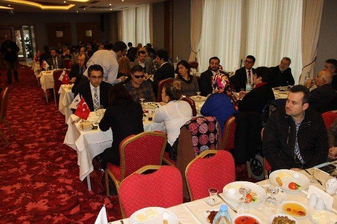 Vali Bektaş Sivil Toplum Kuruluşlarıyla Bir Araya Geldi