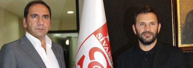 Sivasspor'da, Okan Buruk dönemi kapandı