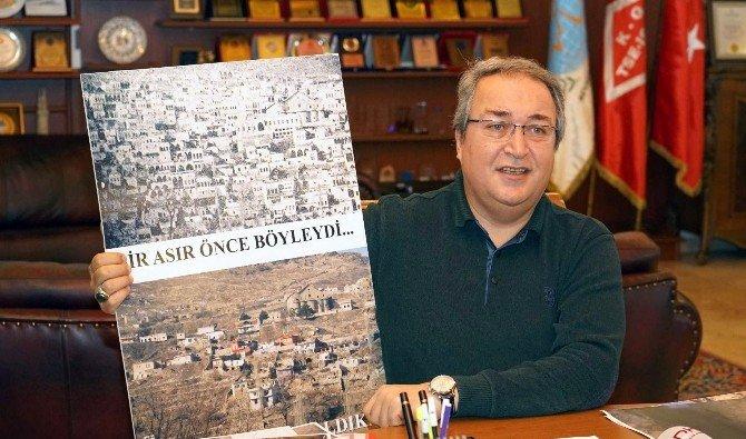 Nevşehir Belediye Başkanı Ünver, Ankara Mimarlar Odasına Belgelerle Cevap Verdi