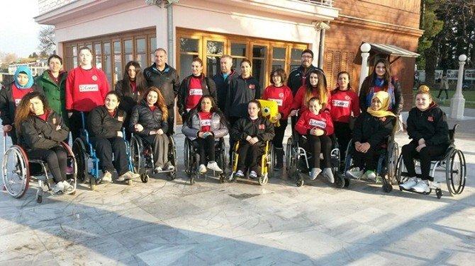 Tekerlekli Sandalye Basketbol Oyuncusu Meryem Tan Gelecekten Umutlu
