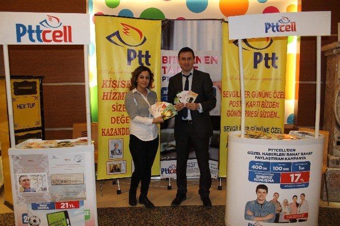 Posta Kartı PTT'den Göndermesi Sevgililerden