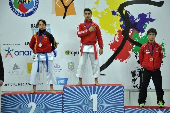 Selahattin Güngel Avrupa Şampiyonu Oldu