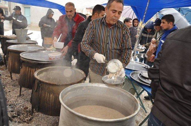 Nazilli'de Tarihi Sinan Dede Türbesinin Açılışı Yapıldı