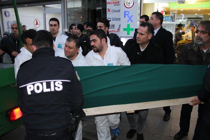 Domuz bağıyla öldürülen yaşlı adamın cenazesi Adli Tıp'a gönderildi