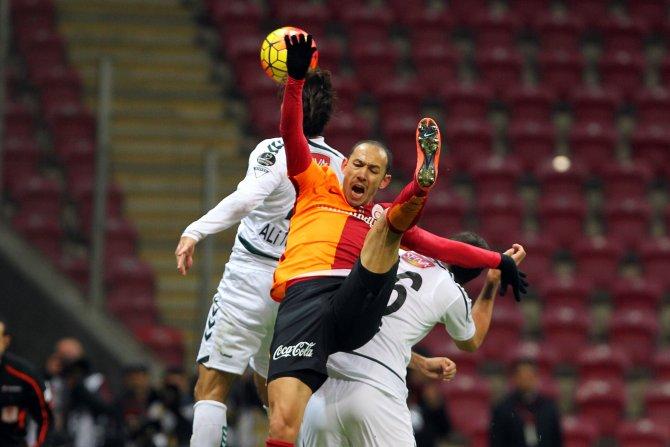 Galatasaray: 0 - Torku Konyaspor: 0