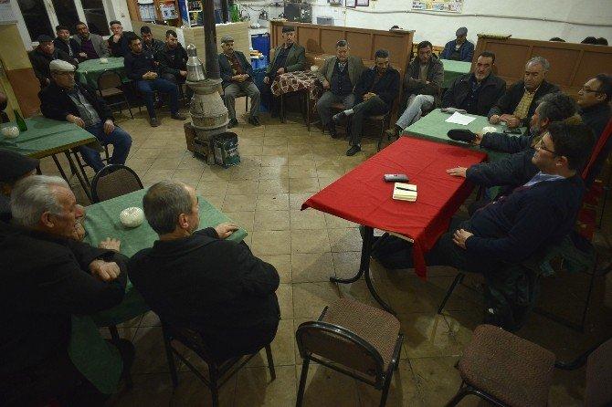 Tepebaşı Belediyesi'nin Tarımsal Destek Birimi Kırsalda