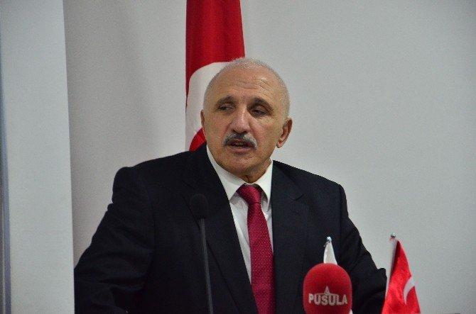 Kızılay Derneği İl Başkanı Nihat Aygün Güven Tazeledi