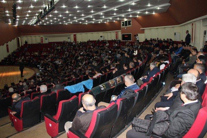 Türkiye Gazetesi Yazarları İzmir'de Okurlarıyla Buluştu