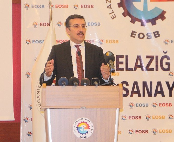 Gümrük Ve Ticaret Bakanı Tüfenkci, Oda Başkanları Ve İş Adamlarıyla Bir Araya Geldi