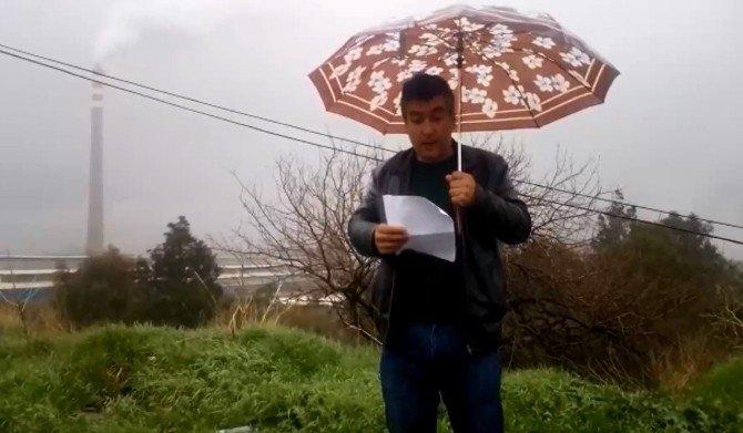 Türkiye Tabiatı Koruma Derneğinden Basın Açıklaması