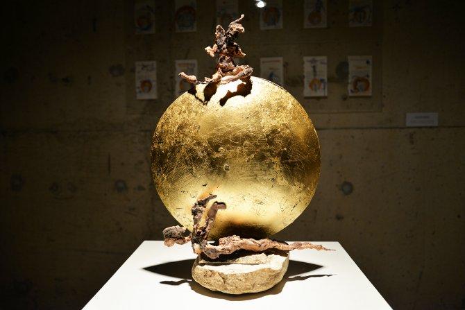 Sanatçı ve akademisyenler Gılgamış'ı eserleriyle yorumladı