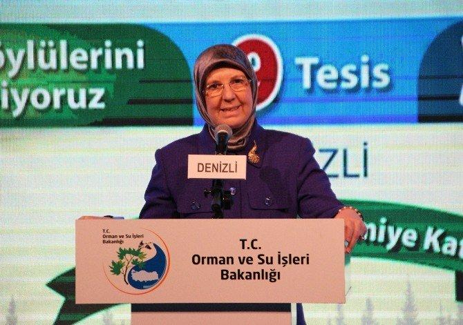 Bakan Eroğlu'dan Teröre Destek Veren Ülkelere Tepki