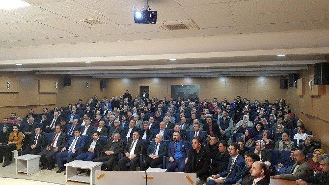 AK Parti Koordinatörlerinden Teşkilatlara Ziyaret