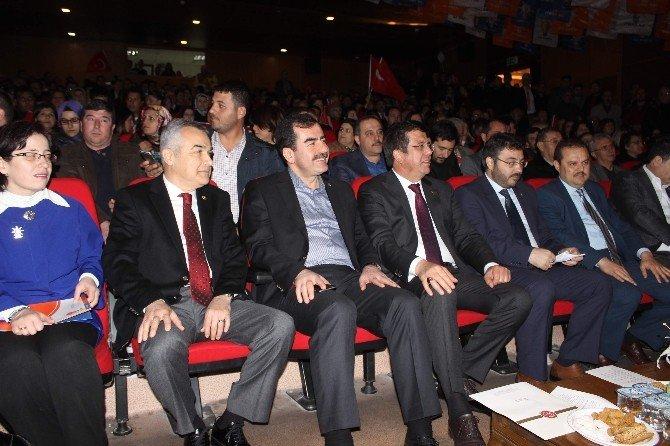 AK Parti Aydın İl Danışma Meclisi Yapıldı