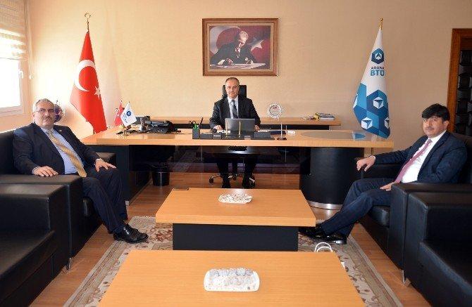 """Milletvekili Önal: """"Adana BTÜ Bölgemizin Gücüne Güç Katacak"""""""